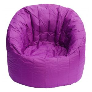 Sedací vak BeanBag Chair 80x80x75 Purple