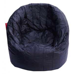 Sedací vak BeanBag Chair 80x80x75 Black