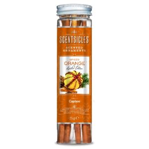 ScentSicles - vonné klacíky Spiced Orange, 6 ks