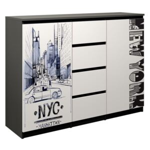 Komoda - NEW YORK TYP C