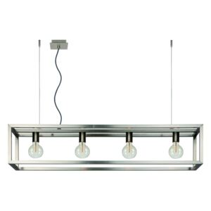LUCIDE ORIS - Pendant light - Satin Chrome