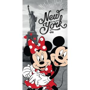 Osuška Mickey a Minnie v New Yorku 70/140 Jerry Fa