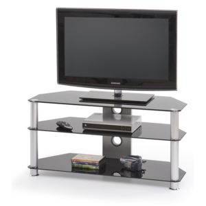 RTV-3 TV stand color: black