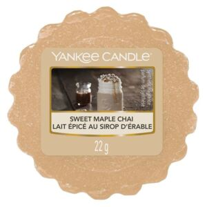 Vonný vosk do aromalampy Yankee Candle Sweet Maple Chai 22g/8hod