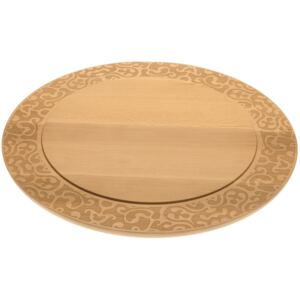 Alessi designové podnosy Dressed In Wood Cheese Board