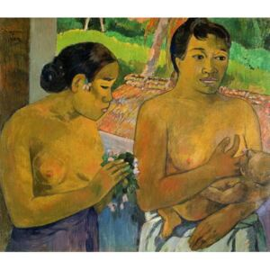 Obraz, Reprodukce - The Offering, 1902, Paul Gauguin