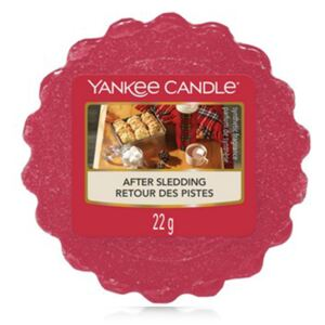 Yankee Candle vonný vosk do aroma lampy After Sledding