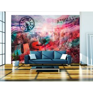 Tapeta USA New York II (150x105 cm) - Murando DeLuxe