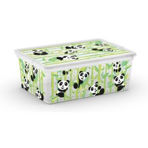 Box C Box Cute Animals S - panda