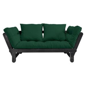 KARUP DESIGN Variabilní pohovka Beat Black/Forest Green, Vemzu