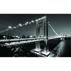 Fototapeta Manhattan Bridge vlies 152,5 x 104 cm
