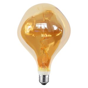 ACA DECOR Retro LED žárovka Indi Gold