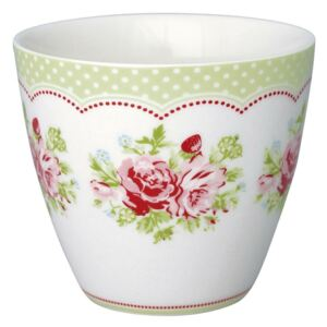 Latte cup Mary White