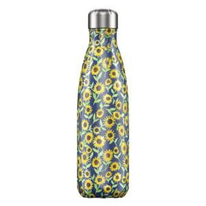Chilly's Bottle - Floral Sunflower