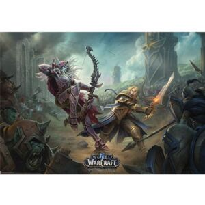 ABYstyle Plakát World of Warcraft - Battle for Azeroth