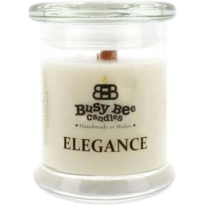 Busy Bee Candles Elegance praskající svíčka Angel