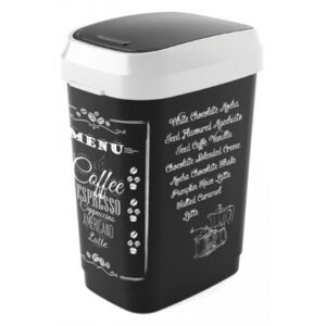 KIS KIS Dual Swing Bin Style M, Coffee menu, 25l