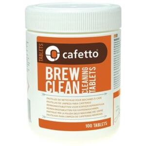 Cafetto Brew Clean 100 tablet