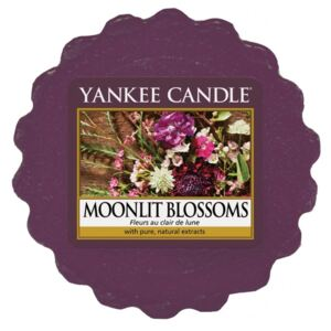 Vonný vosk do aromalampy Yankee Candle Moonlit Blossoms 22g/8hod