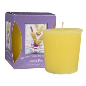 Bridgewater Candle Company Votivní svíčka Lemon Pop, 56 g Votive-lemon-pop