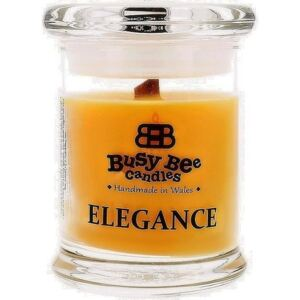 Busy Bee Candles Elegance praskající svíčka Sweet Lollipop