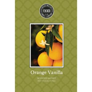 Bridgewater Candle Company Vonný sáček Orange Vanilla, 115 ml Sachet-orange-vanilla