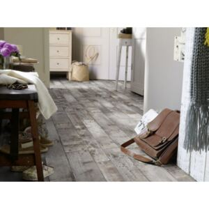Tarkett - Francie | PVC podlaha Exclusive 260 vintage wood grey - 4m (cena za m2)