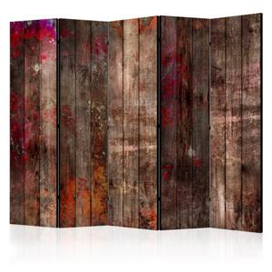 Artgeist Paraván - Stained Wood [Room Dividers] 225x172