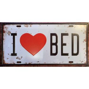 Cedule I Love Bed