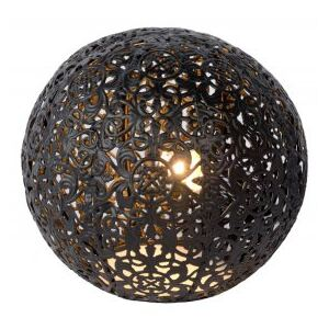 LUCIDE PAOLO Table Lamp G9/28W 14.5cm Black, stolní lampa