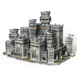 Puzzle Hra o Trůny (Game of Thrones) - Zimohrad/Winterfell 3D