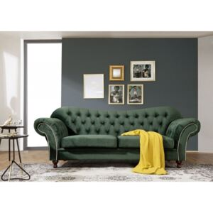 Askont R Pohovka 3M Sheffield Dark Green
