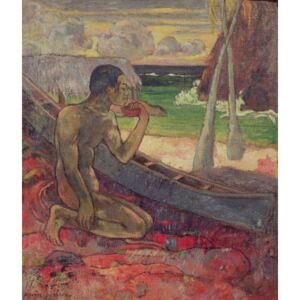 Obraz, Reprodukce - The Poor Fisherman, 1896, Paul Gauguin