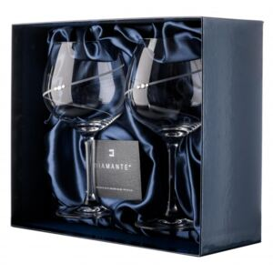 Diamante sklenice na brandy Silhouette City 2KS 400ml