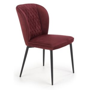 K399 chair, color: dark red