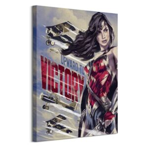 Obraz na plátně DC Comics Wonder Woman Upward To Victory 60x80cm WDC100144