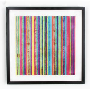 Obraz 41-321, Neon Stripe, Wall Art, Graham Brown