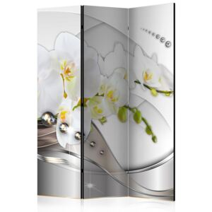 Paraván - Pearl Dance of Orchids [Room Dividers]