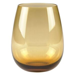 Villa Collection, Sada 4 sklenic 0,52l Amber