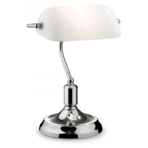 Stolní lampa Ideal lux Lawyer TL1 045047 1x60W E27 - retro