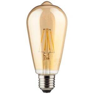 ACA DECOR Retro LED žárovka ST64 Gold 8W/880lm/2700K/E27