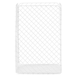 Normann Copenhagen Track Basket Large, White