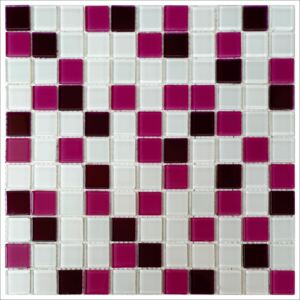 Obklad mozaika bordo viola 300x300x4mm