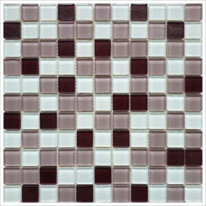 Obklad mozaika lilac bordo 300x300x6mm