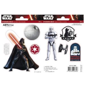 ABYstyle Samolepky Star Wars - Darth Vader a Trooper