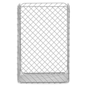 Normann Copenhagen Track Basket Large, Grey