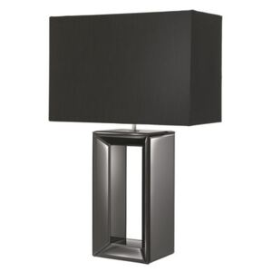 Searchlight EU1610BK TABLE LAMPS lampička 1xE27