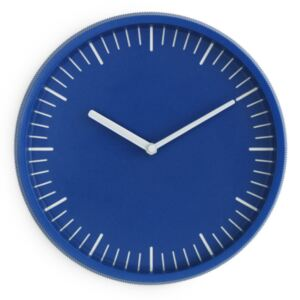 Normann Copenhagen Hodiny Day Wall Clock, blue
