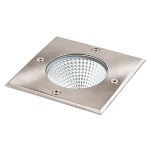 RED Design Rendl RENDL RIZZ SQ 125 nerez 230V LED 7W 41° IP67 3000K R11962