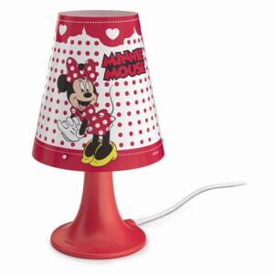 Philips Philips NOV 2016 Minnie Mouse table lamp white 1x23W SEL 71795/31/16